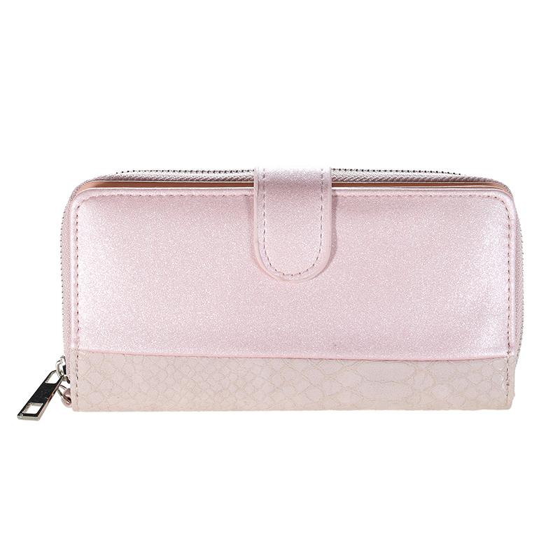 Wallet Shiny Croco