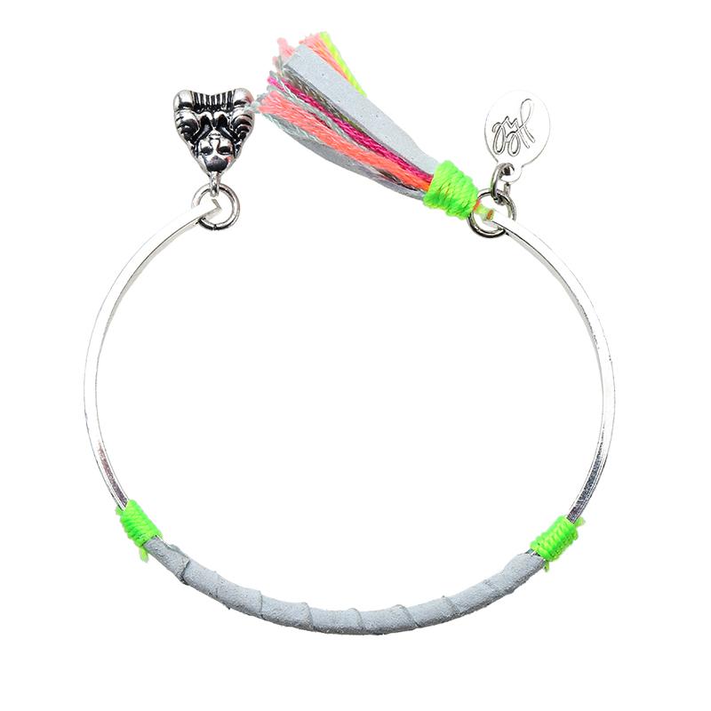 Bracelet Colourful Tassel