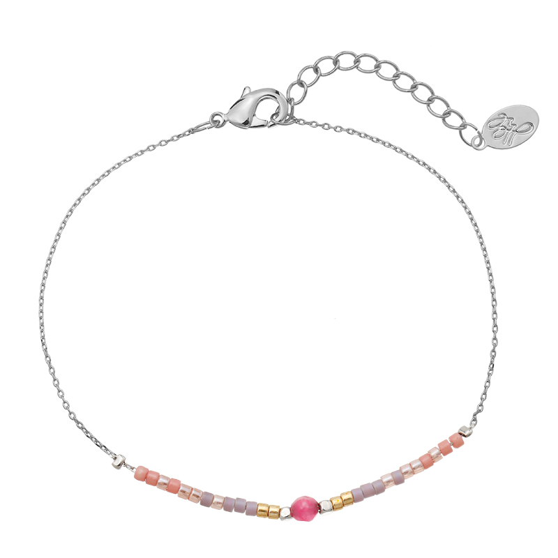 Bracelet Beads & Stone