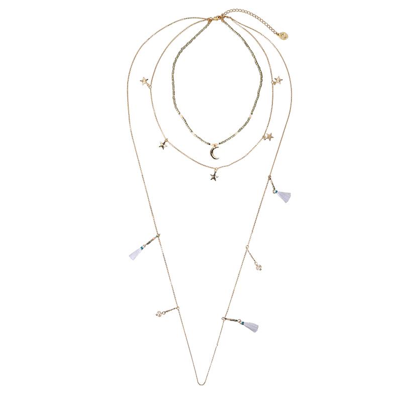 Necklace Lovely Star
