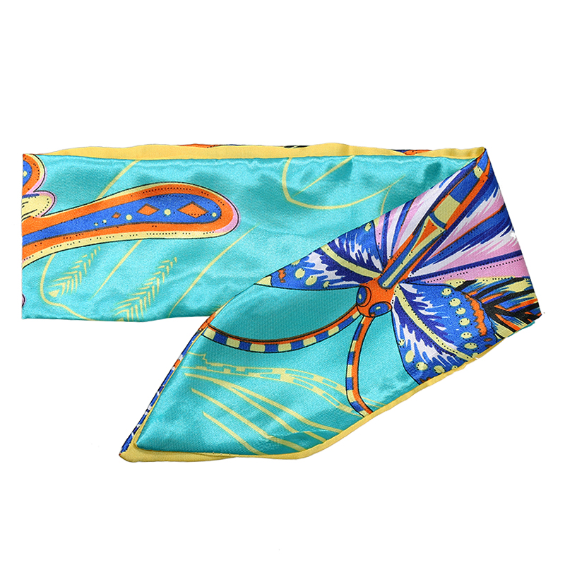 Scarf Jungle Butterfly