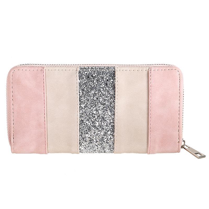 Wallet Glitter Lines