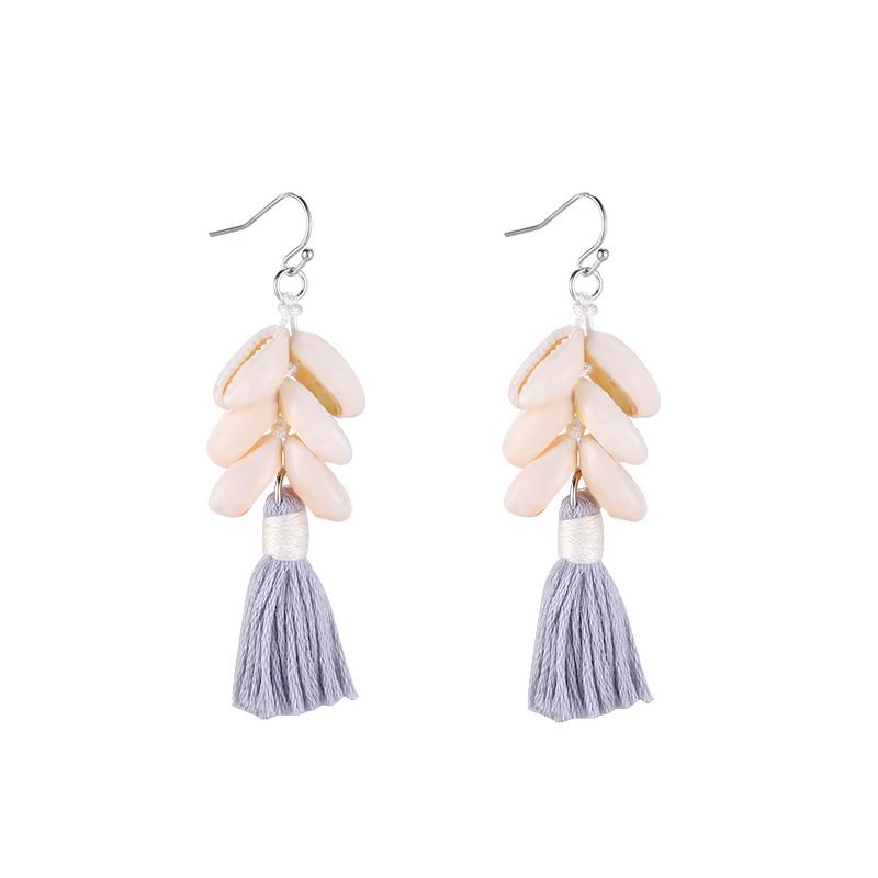 Earrings Happy Shells