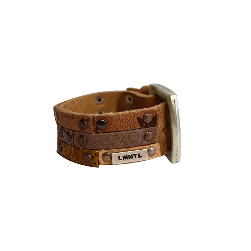 Bracelet Heavy Studs Large