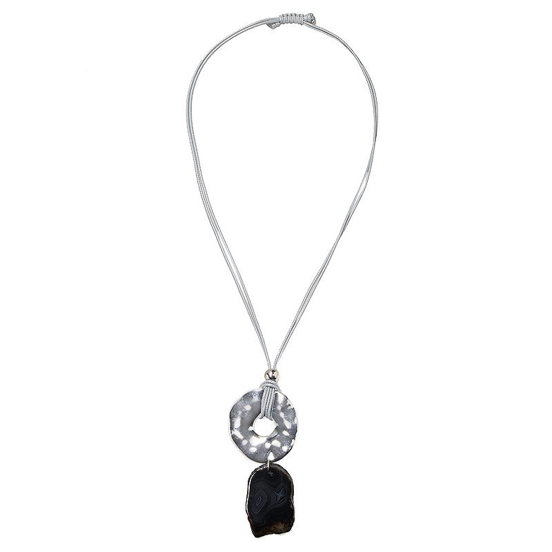 Necklace Metal Amulet