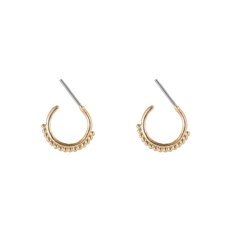 Earrings Trendy Dots