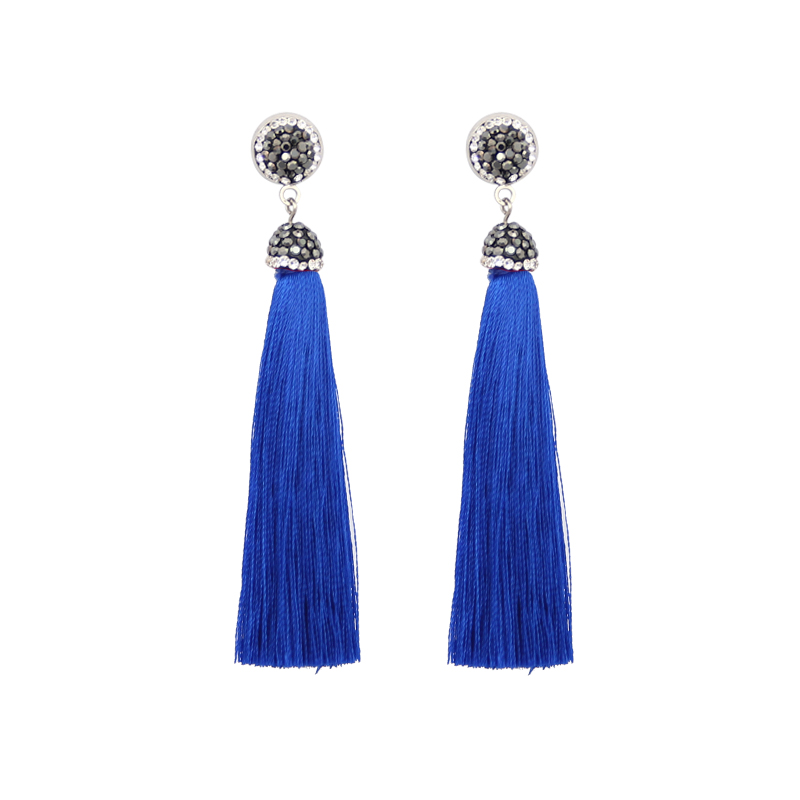 Earrings Elegant Tassel