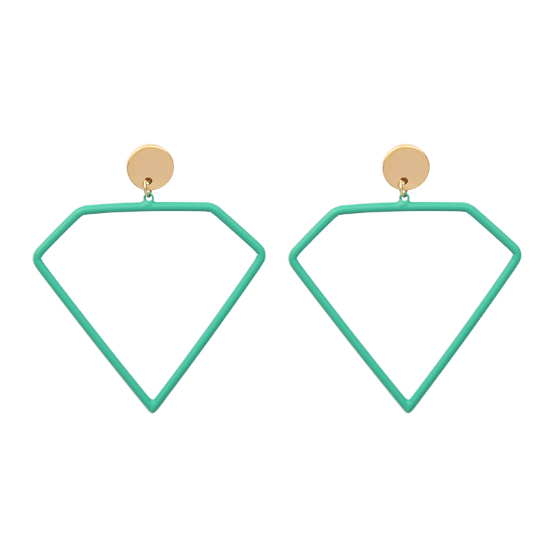 Earrings Diamant Shape Baby